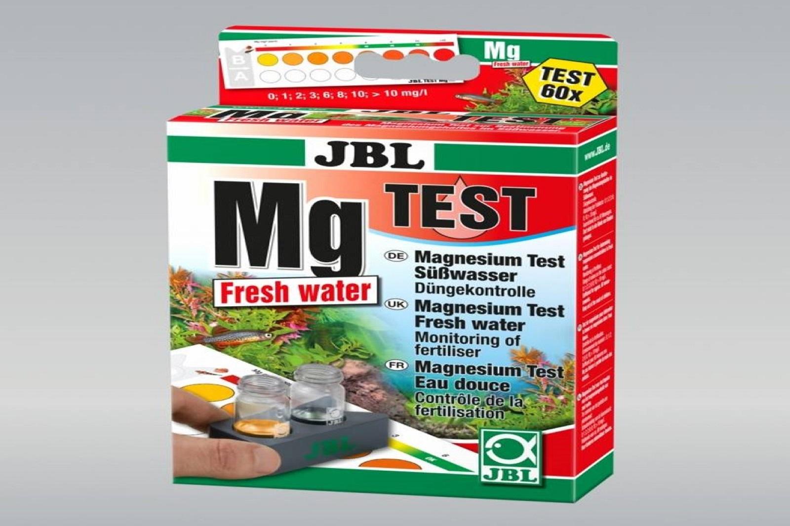 JBL  Mg Magneisum SW Test Set Düngerkontrolle für Süßwasser