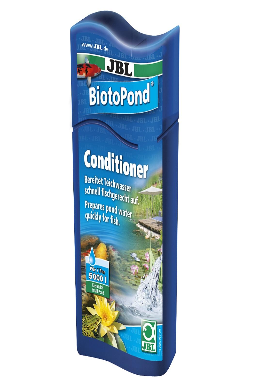 JBL BiotoPond 250 ml Wasseraufbereitung f. Teich Aufbereitung Teichwasser