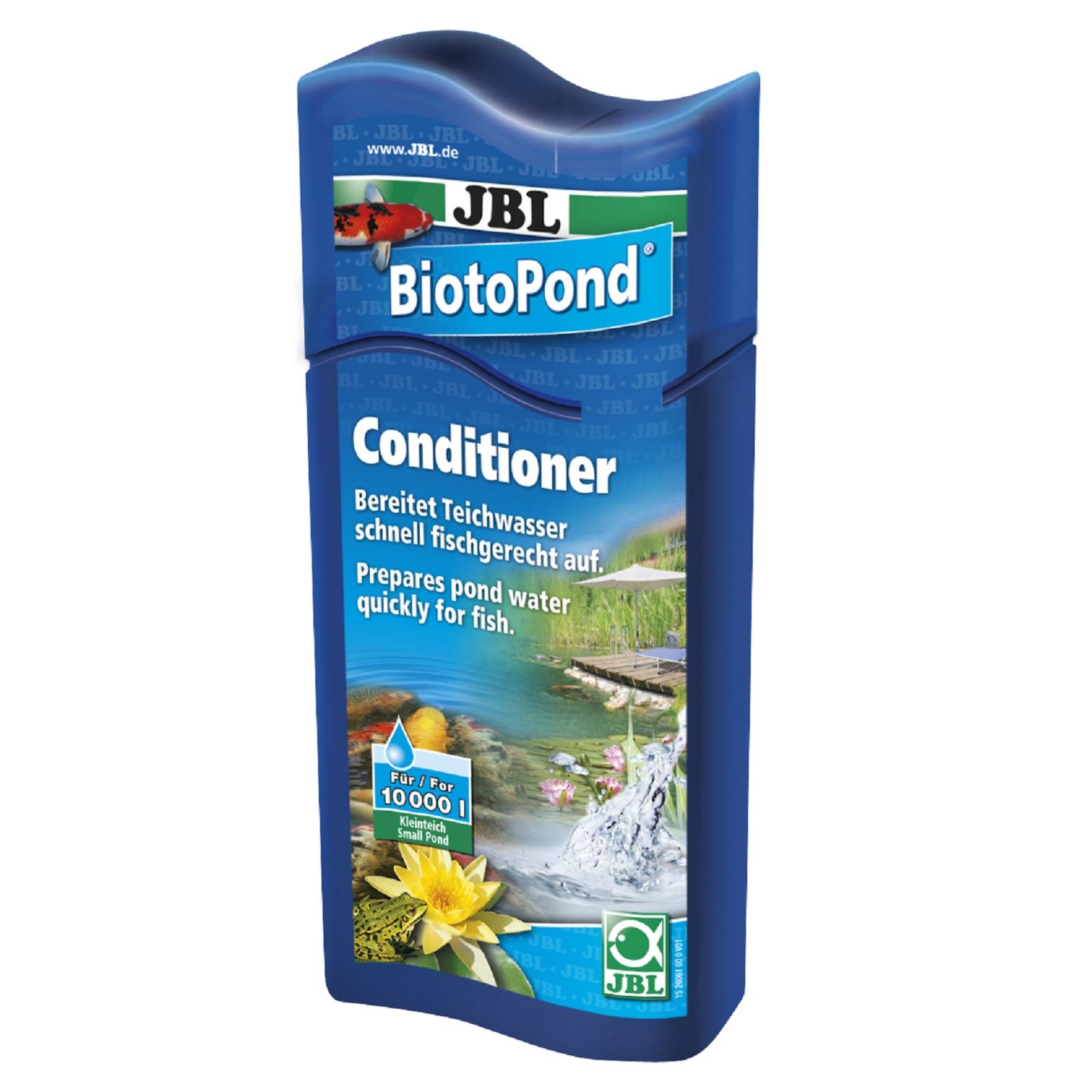 JBL BiotoPond 500 ml Wasseraufbereitung f. Teich Aufbereitung Teichwasser