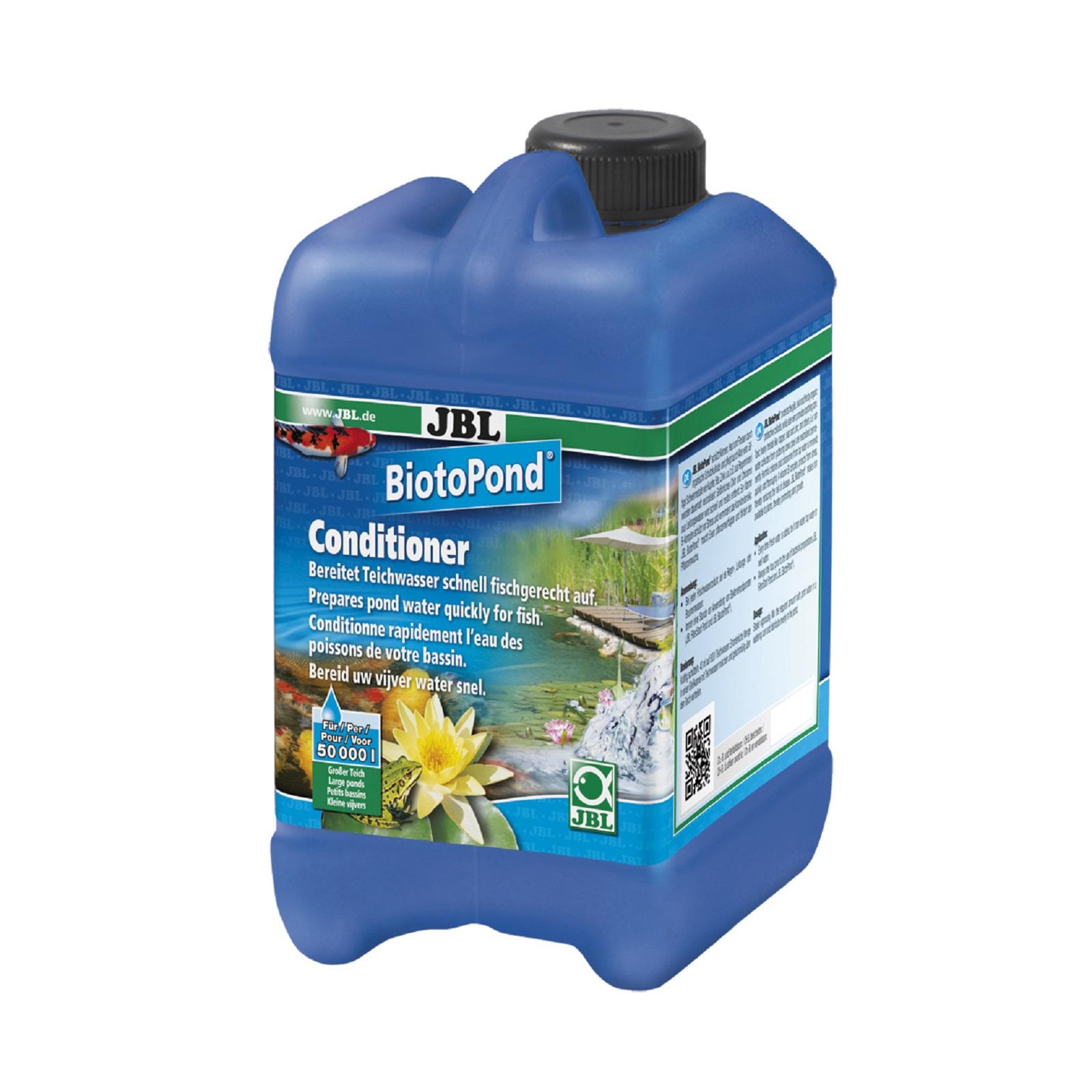 JBL BiotoPond 2,5 l Wasseraufbereitung f. Teich Aufbereitung Teichwasser