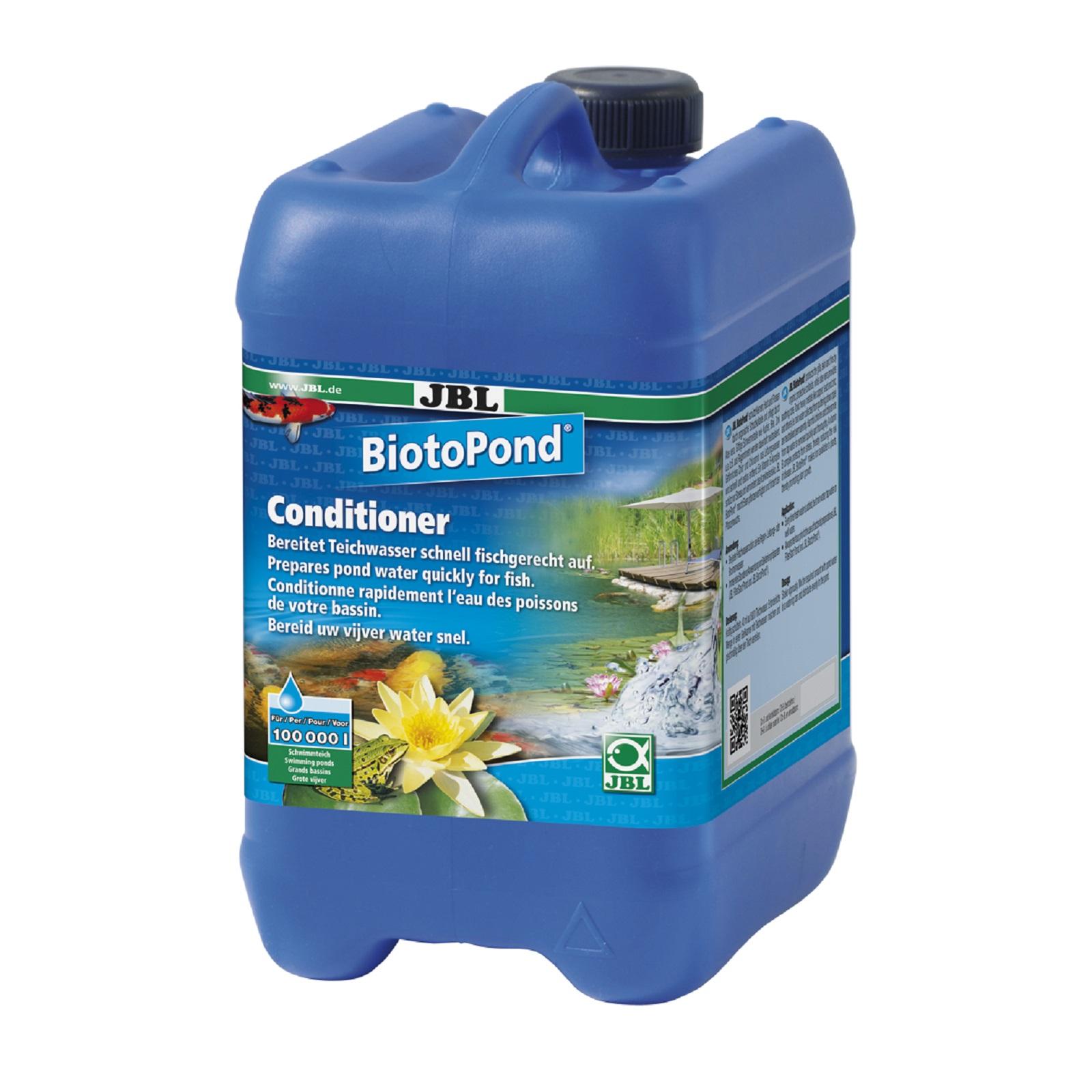 JBL BiotoPond  Wasseraufbereiter für Teiche 5 l