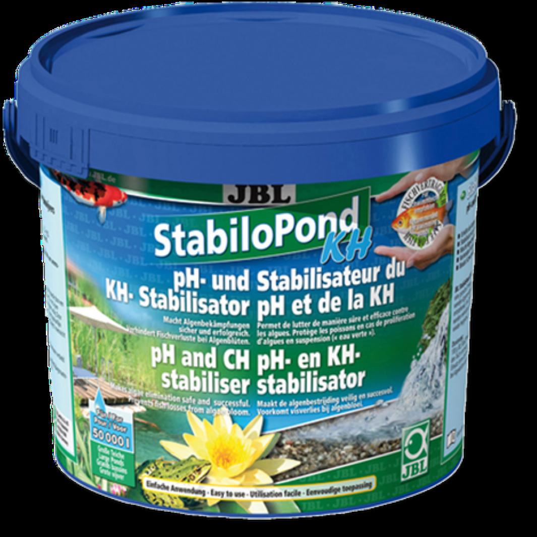 JBL StabiloPond KH 5 kg sichere Algenbekämpfung Stabilisator ph + KH