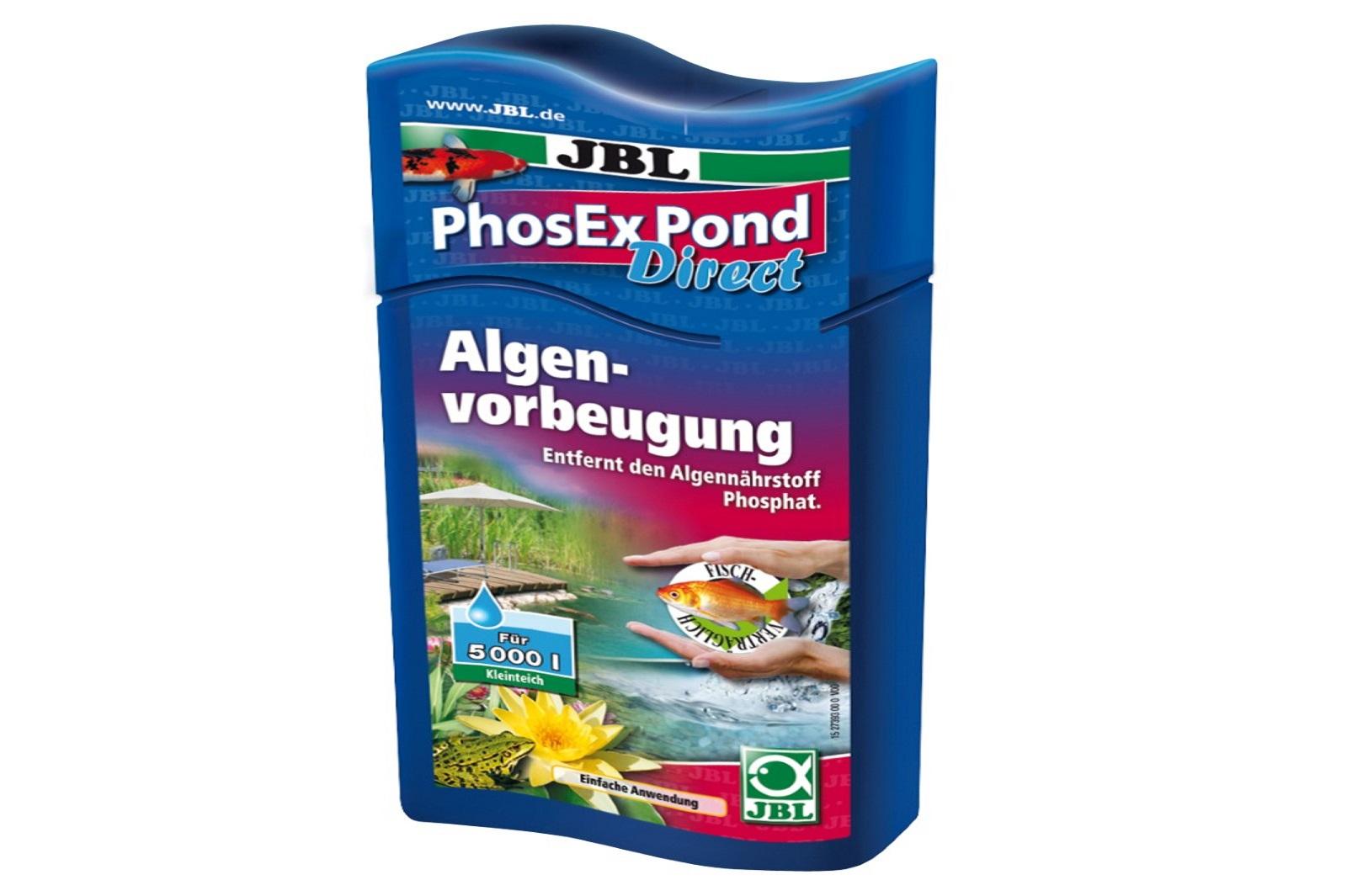 JBL PhosEX Pond Direct 250 ml Phosphatentferner Algenvorbeugung