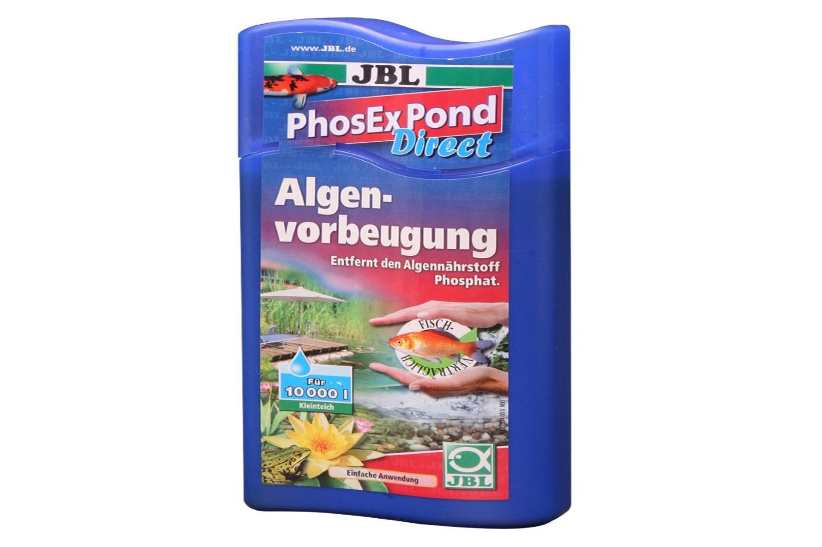 JBL PhosEX Pond Direct 500 ml Phosphatentferner Algenvorbeugung
