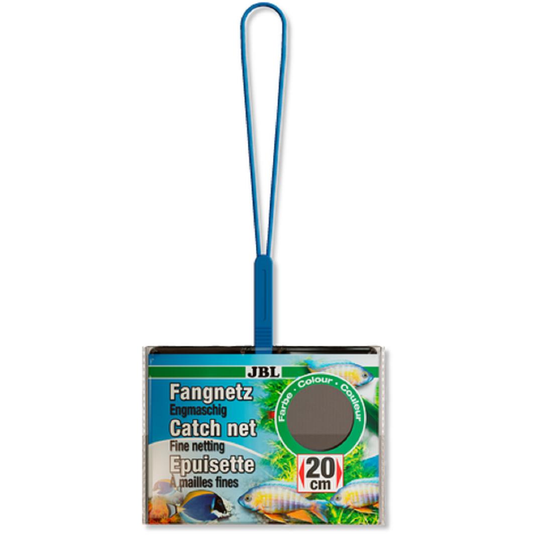 JBL Kescher Fangnetz fein 20 cm für Aquarium