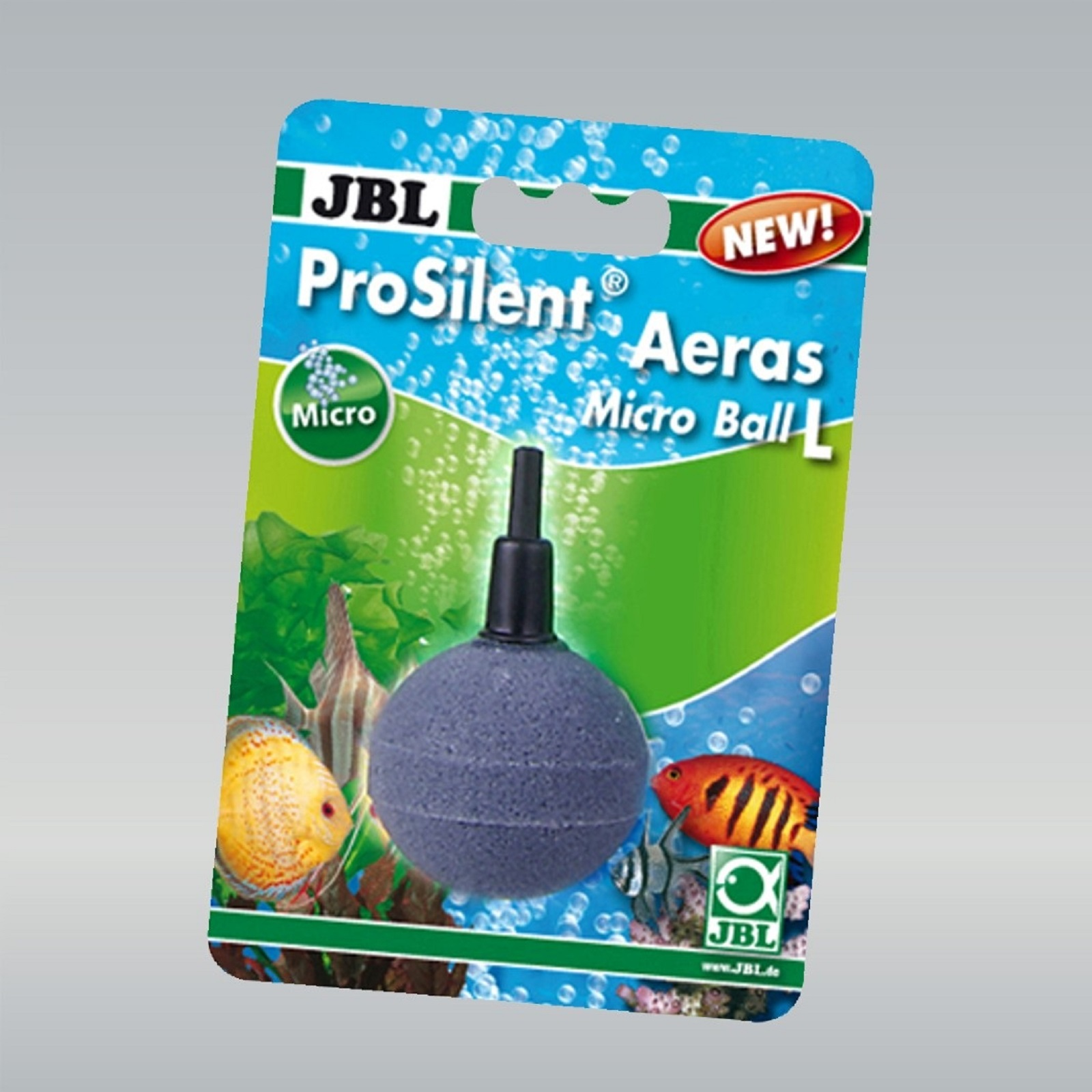 JBL ProSilent Aeras Micro Ball L Sauerstoffzufuhr  Ausströmstein