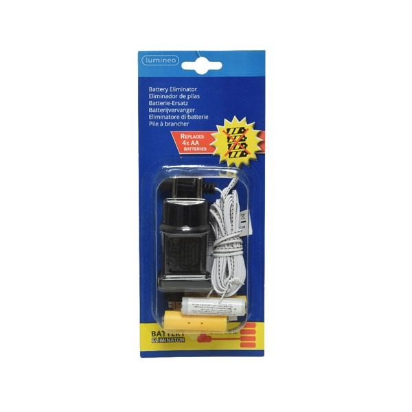 Adapter 4,5 Volt Batterien AAA 3 m