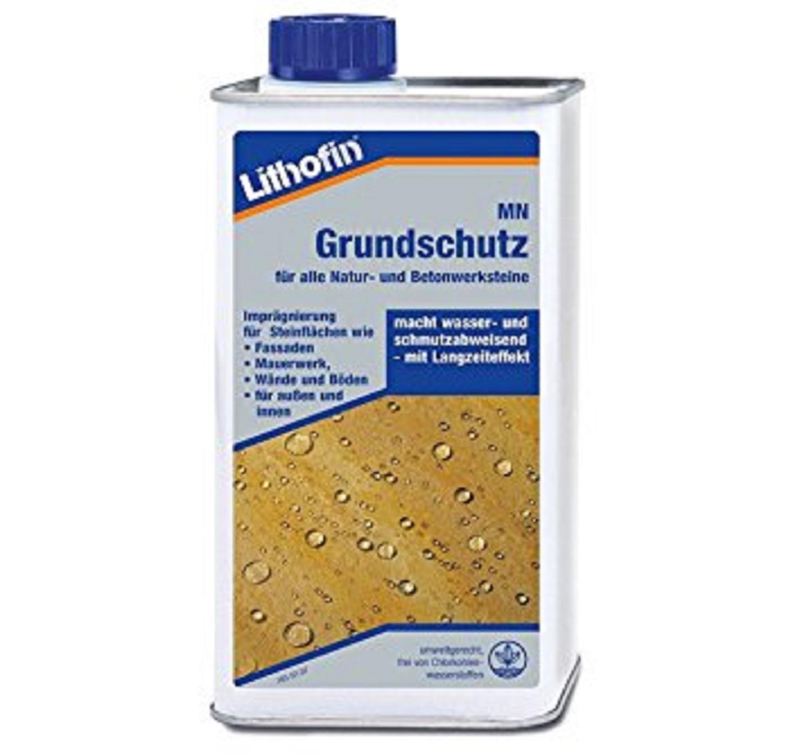 Lithofin MN Grundschutz Steinimprägnierung