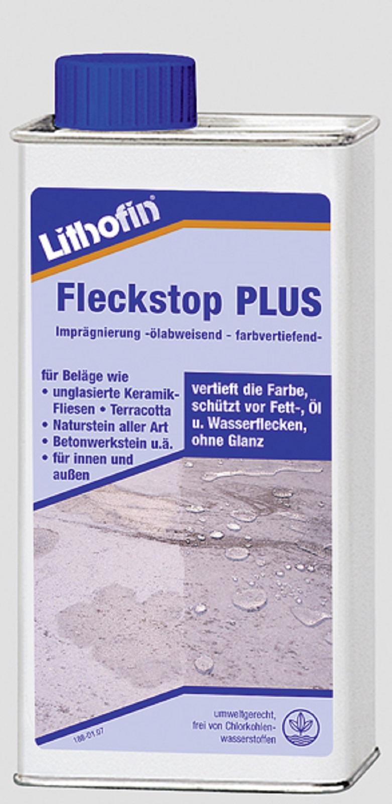 Lithofin Fleckstop Plus 1 L