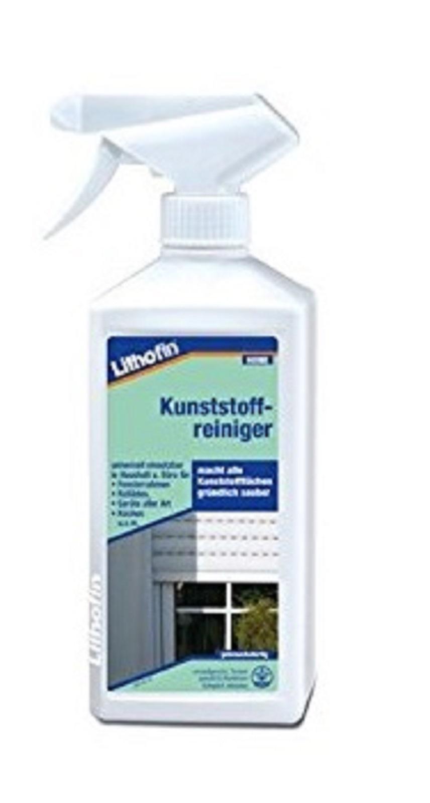 Lithofin Kunststoffreiniger 500 ml