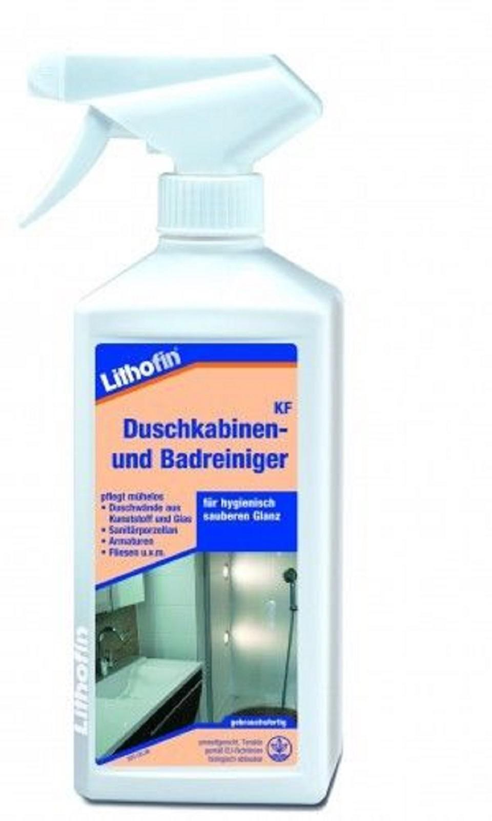 Lithofin KF Duschkabinenreiniger 500 ml