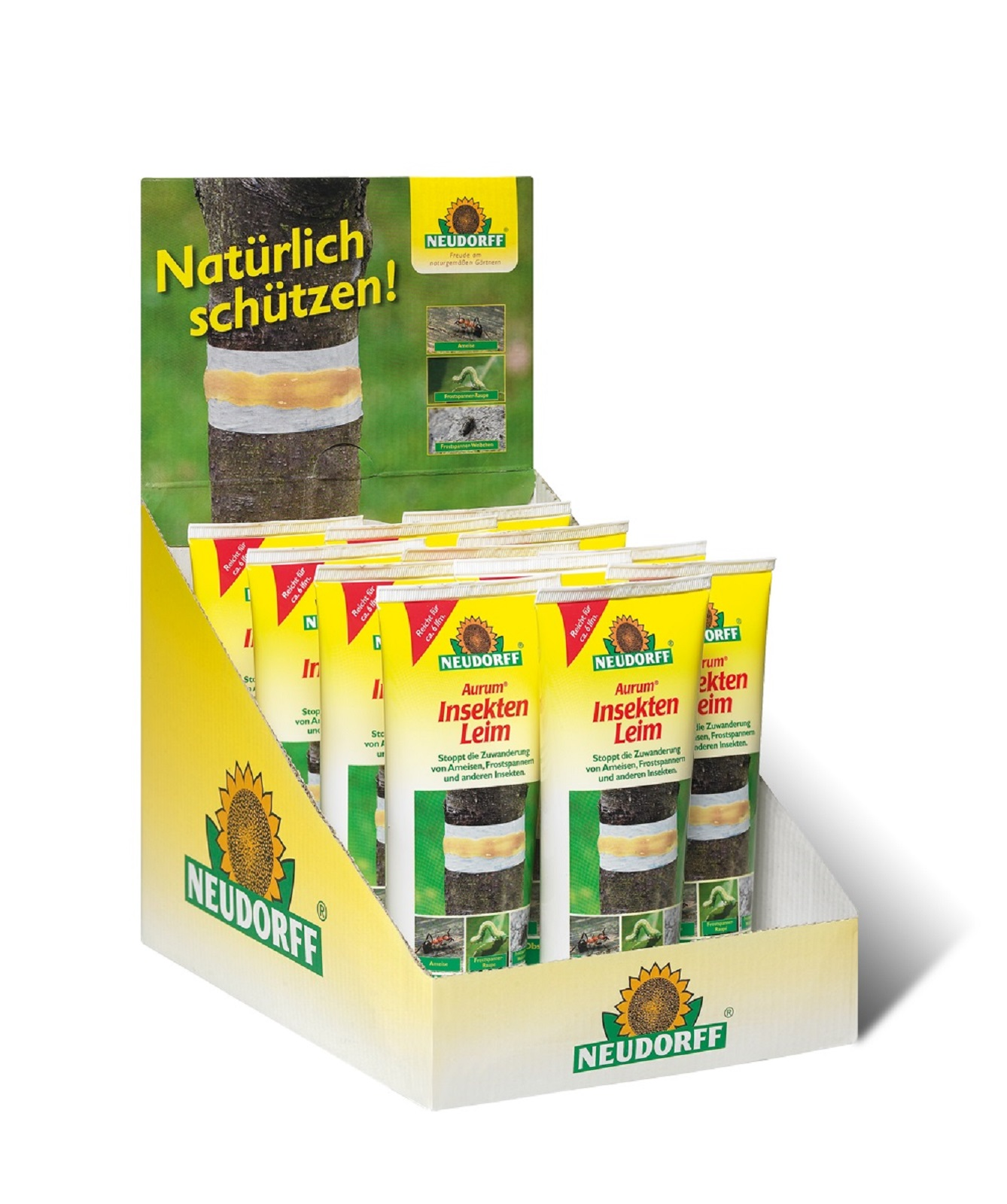 Neudorff AURUM Insekten Leim 170 g