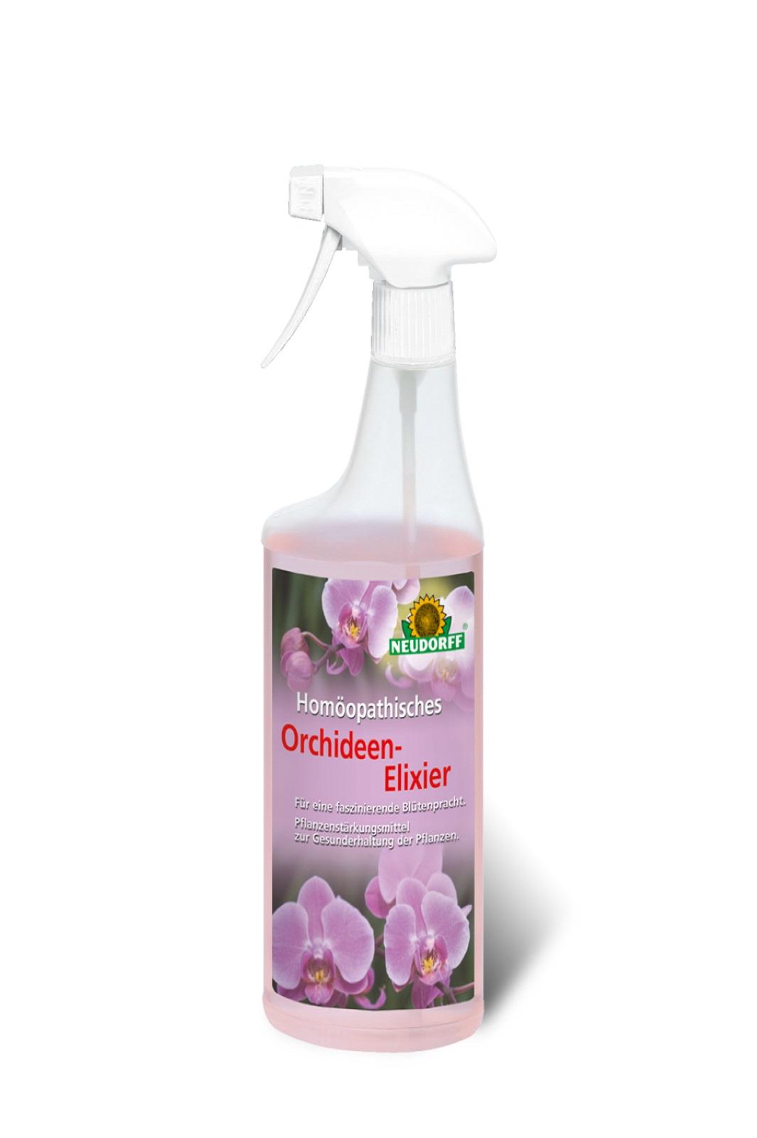 Homöopathisches Orchideen-Elixier Neudorff