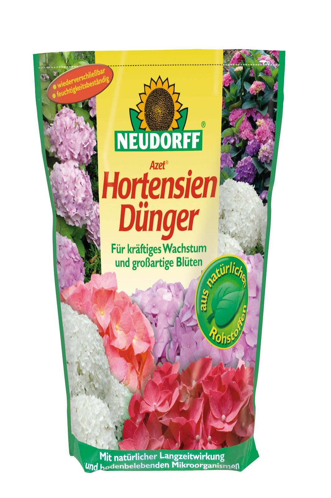 Neudorff Azet Hortensien Dünger 1,75 kg