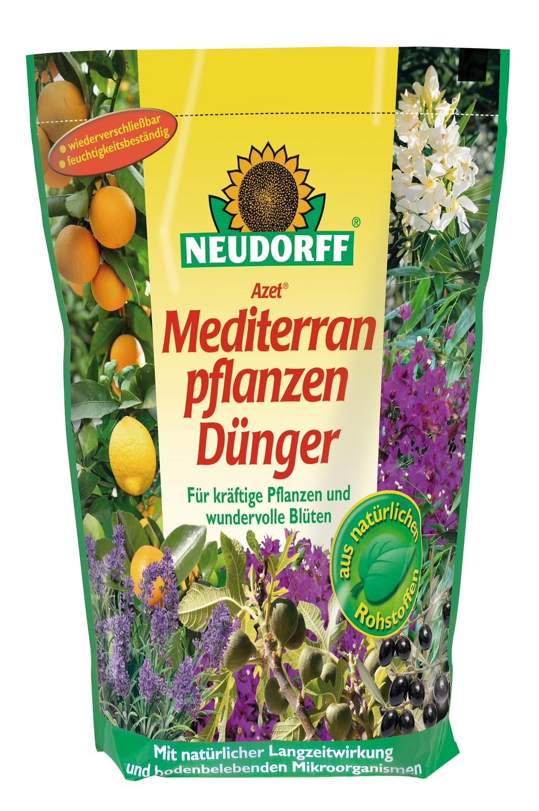 Neudorff Azet Mediterran Pflanzen Dünger 750 g