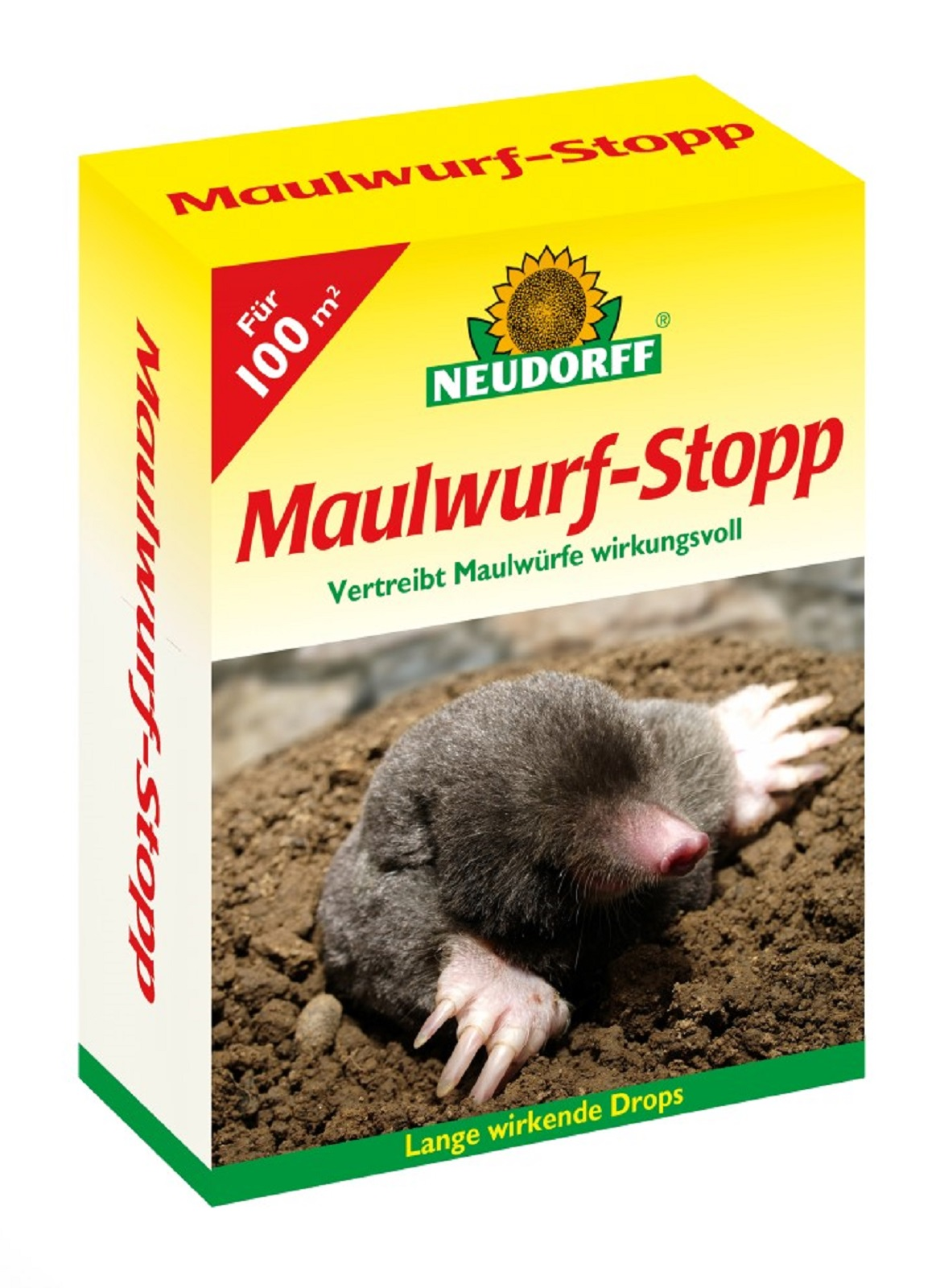 Neudorff Maulwurf Stopp 200 g Umweltschonend