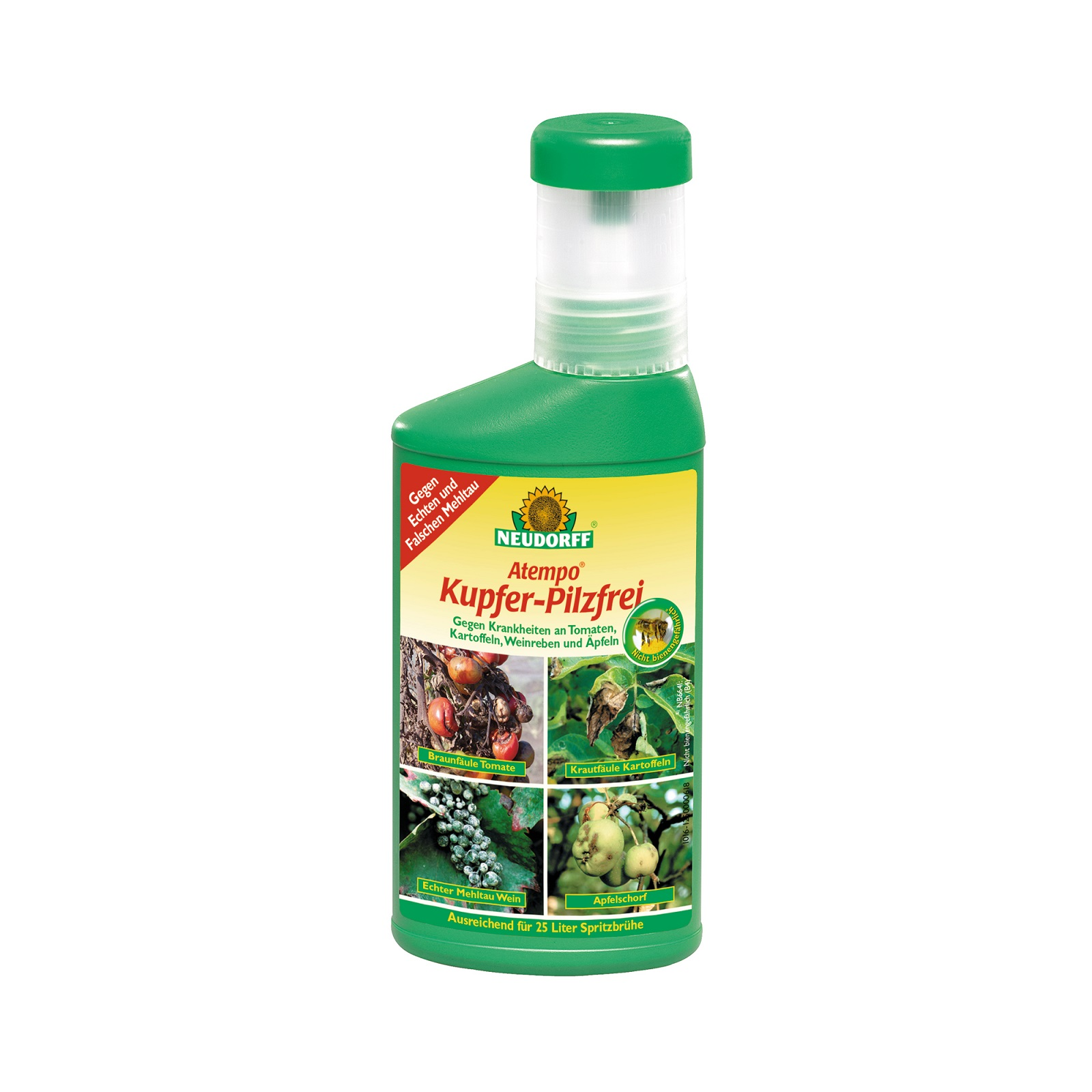 Neudorff Atempo Kupfer-Pilzfrei 250 ml
