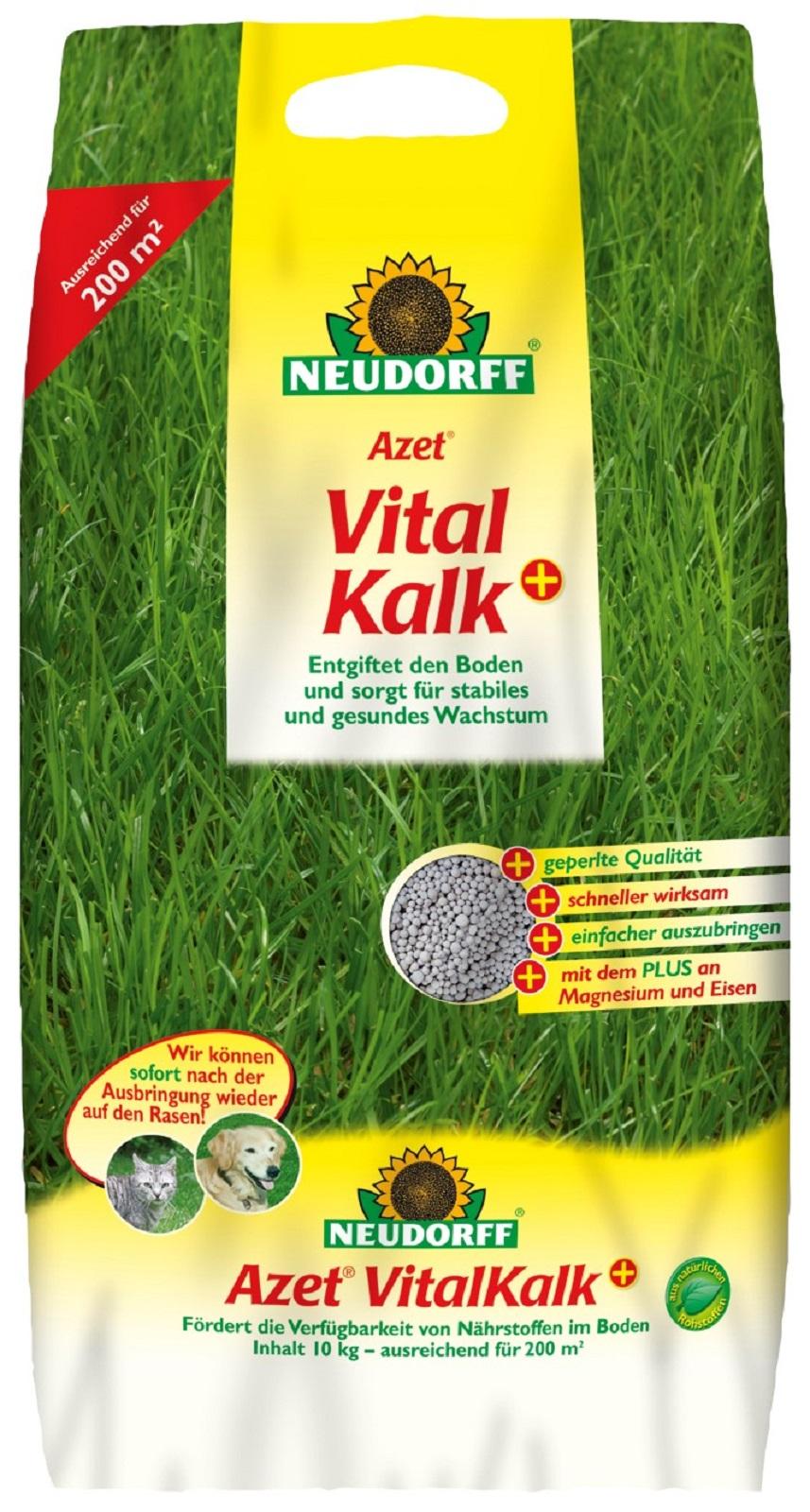 Neudorff Azet RasenKalk10 kg
