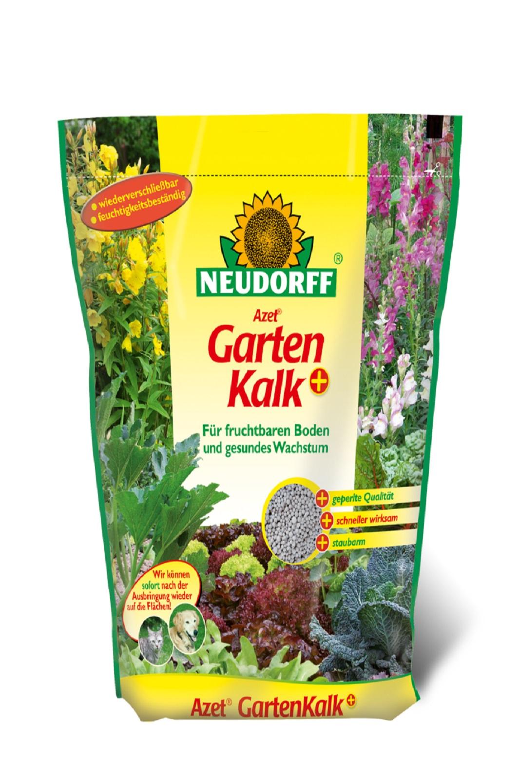 Neudorff  Azet GartenKalk+    2,5 kg