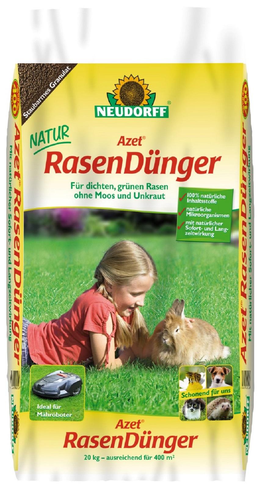 Neudorff Azet Rasen Dünger 20 Kg
