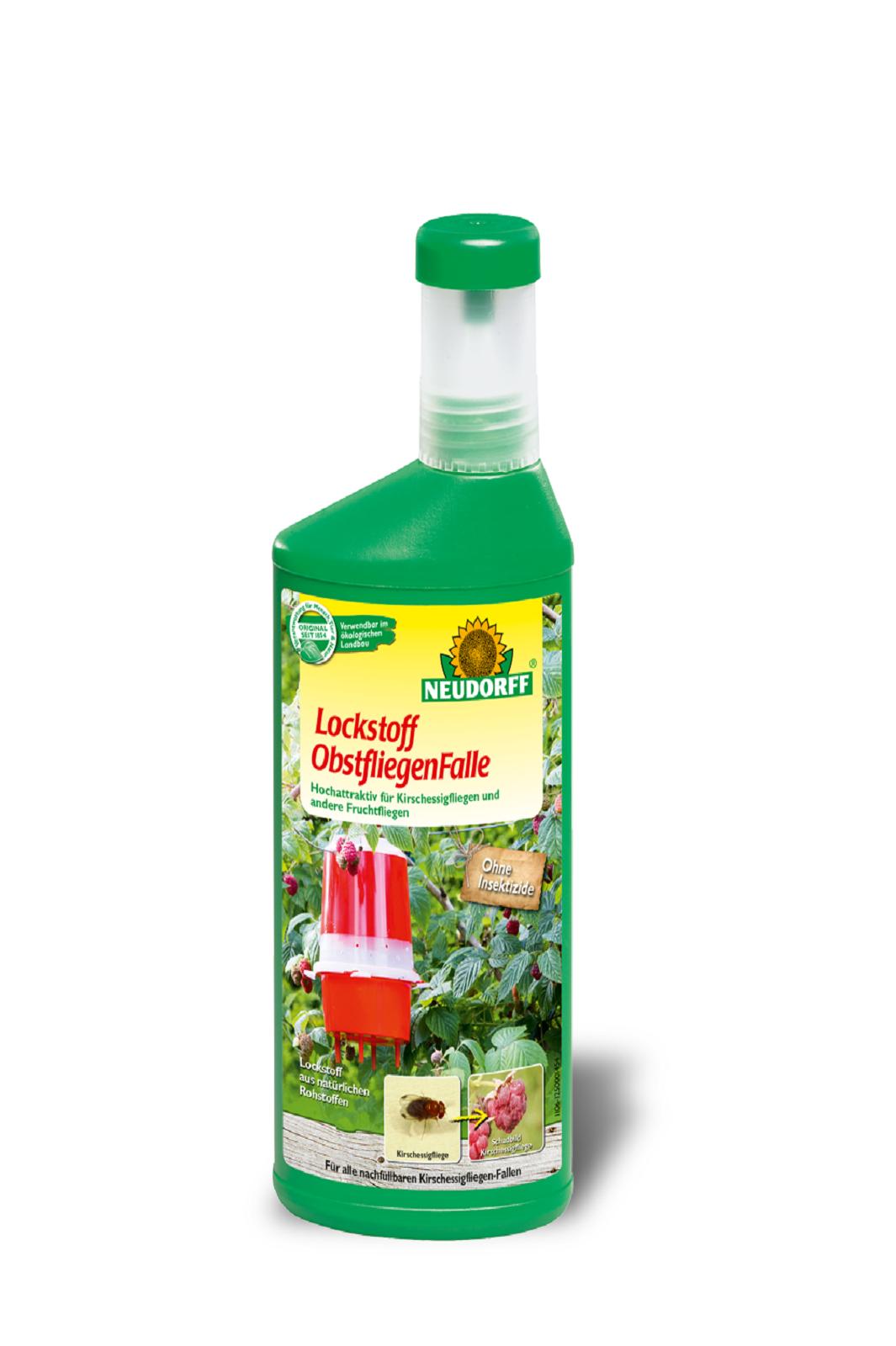 Neudorff  Lockstoff Obstfliegenfalle 500 ml