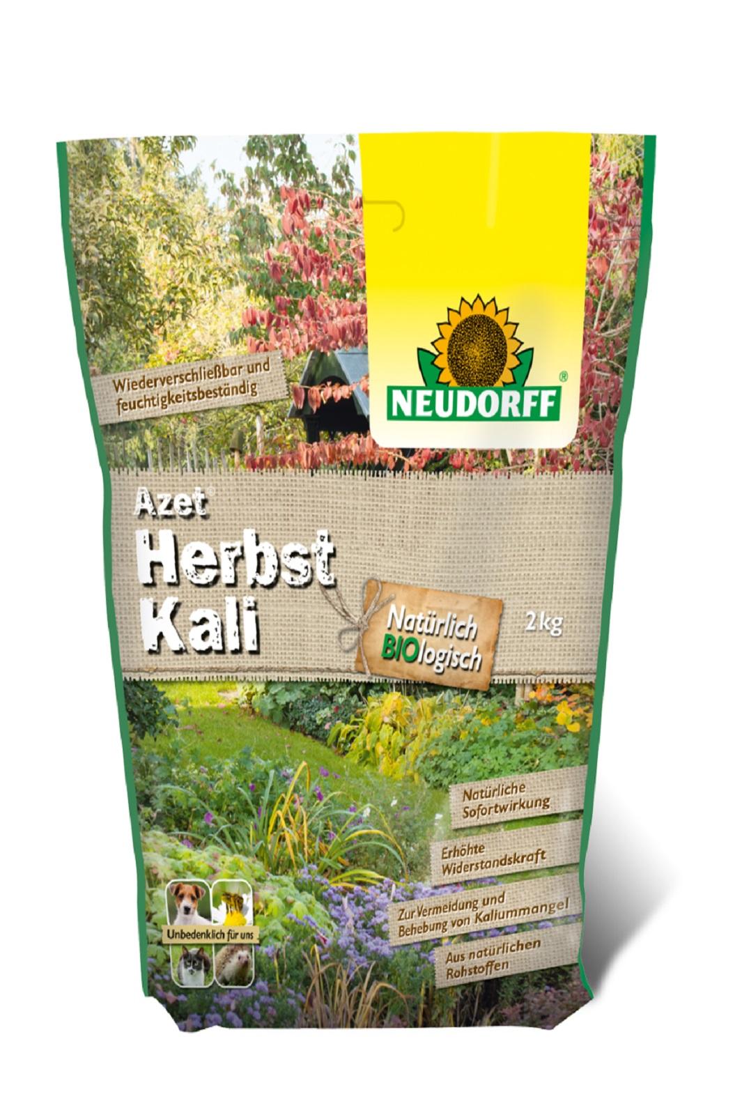 Neudorff  Azet Herbst Kali 2 kg