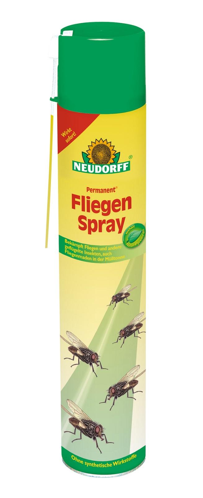 Neudorff  Permanent Fliegenspray 750 ml Fliegenbekämpfung