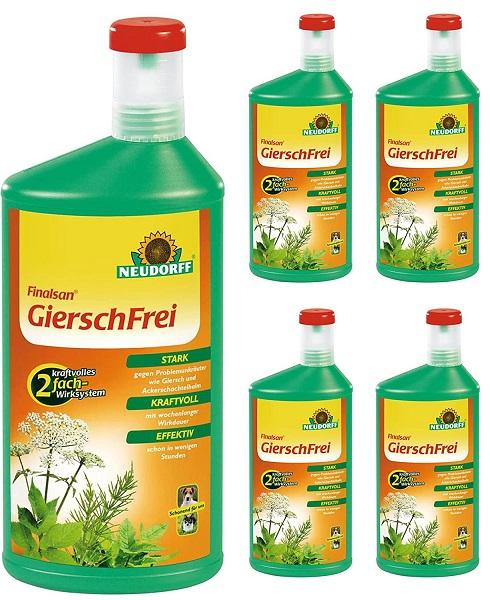 Finalsan GierschFrei Konzentrat 5 x 1 Liter