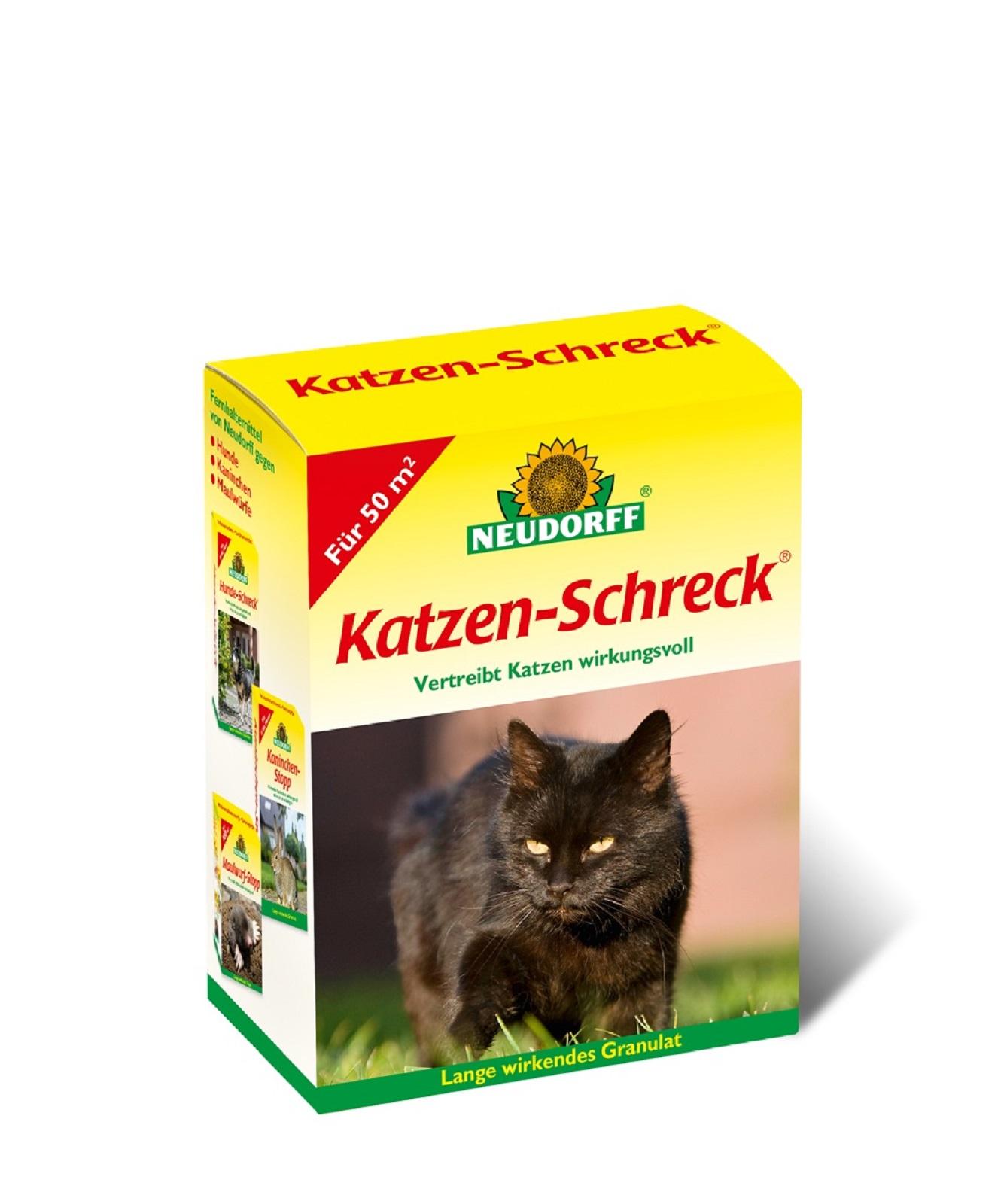 Neudorff Katzen - Schreck vertreibt Katzen langanhaltend