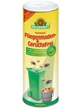 Neudorff  Permanent Fliegenmaden & Geruchsfrei 500g für Biotonne und Mülltonne