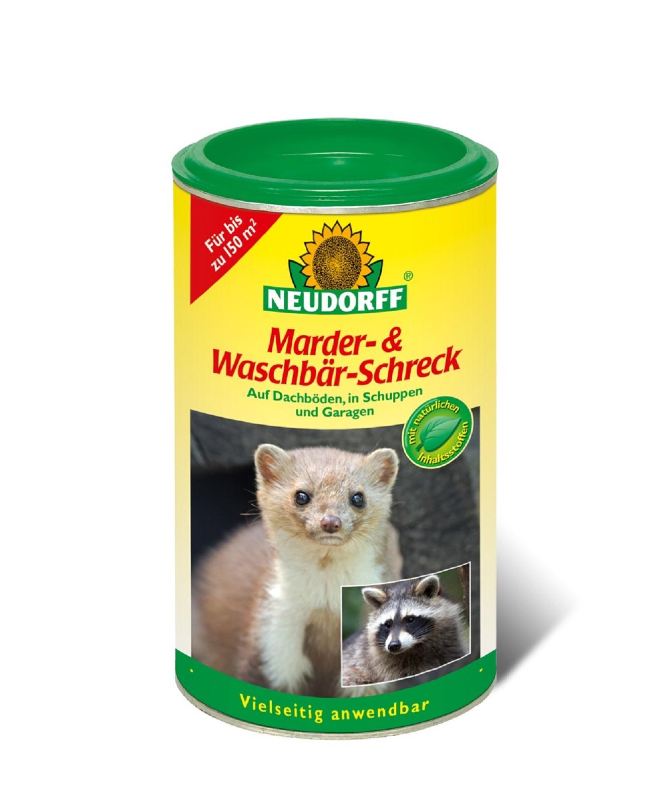 Neudorff Marder und Waschbär Schreck 300 g