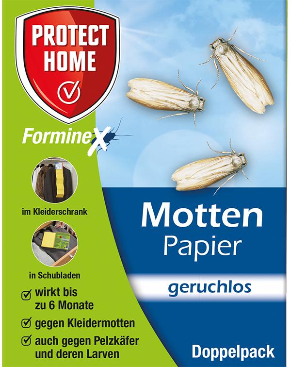 Protect Home Forminex Motten-Papier 2 Stück