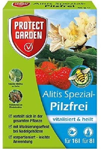 Protect Garden Alitis Spezial-Pilzfrei Vitalisiert und heilt 4 x 10 g
