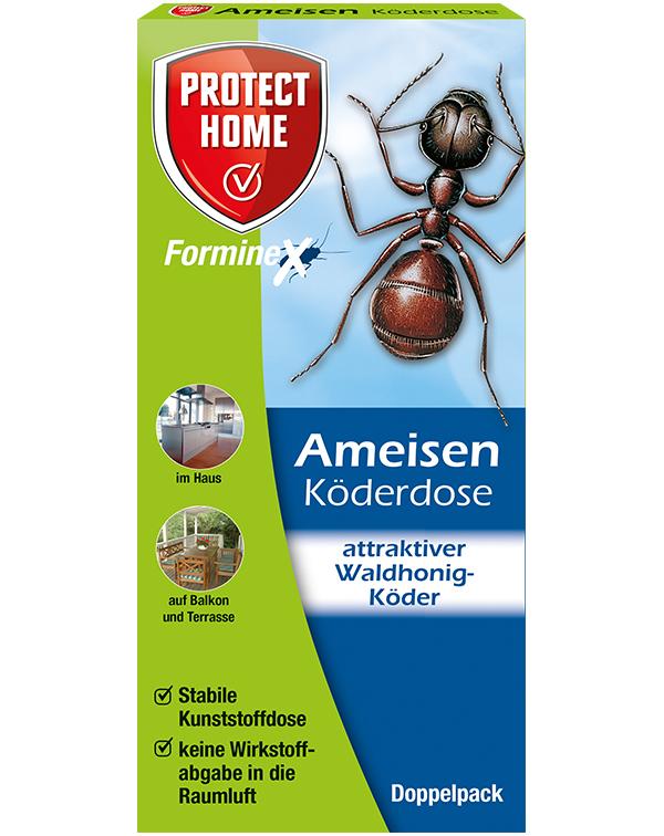 Protect Forminex Ameisen Köderdosen 2 Stk in der Packung