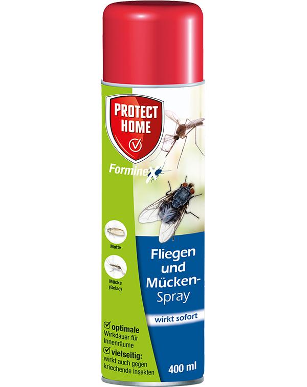 Protect Home Forminex Fliegen- u. Mücken Spray 400 ml