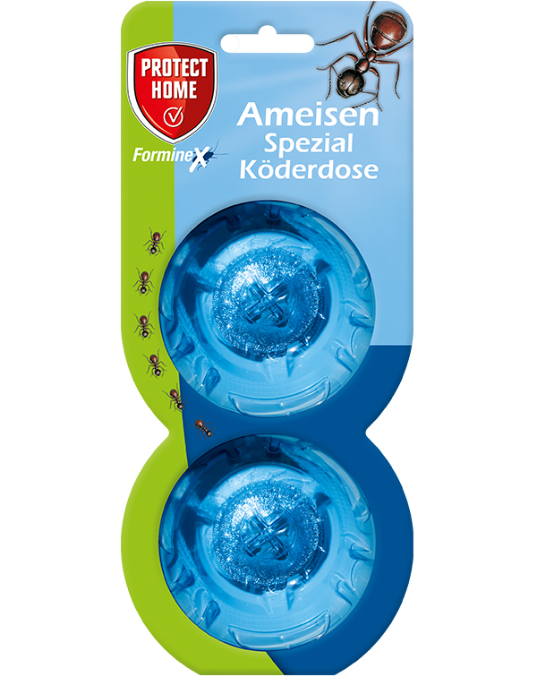 Protect Home Ameisen Spezial Köderdose 2 Stück