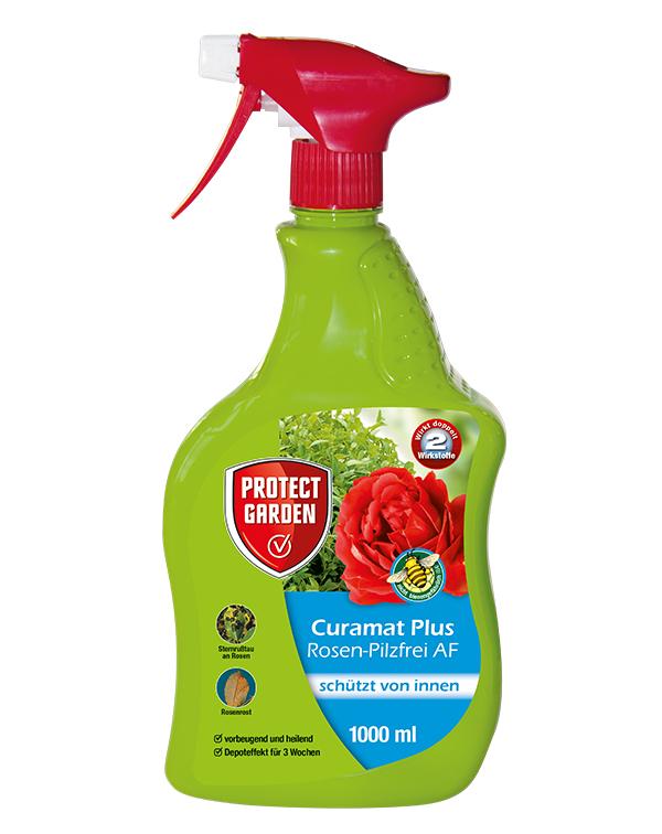 Protect Garden Curamat Plus Rosen Pilzfrei  AF 1 Liter