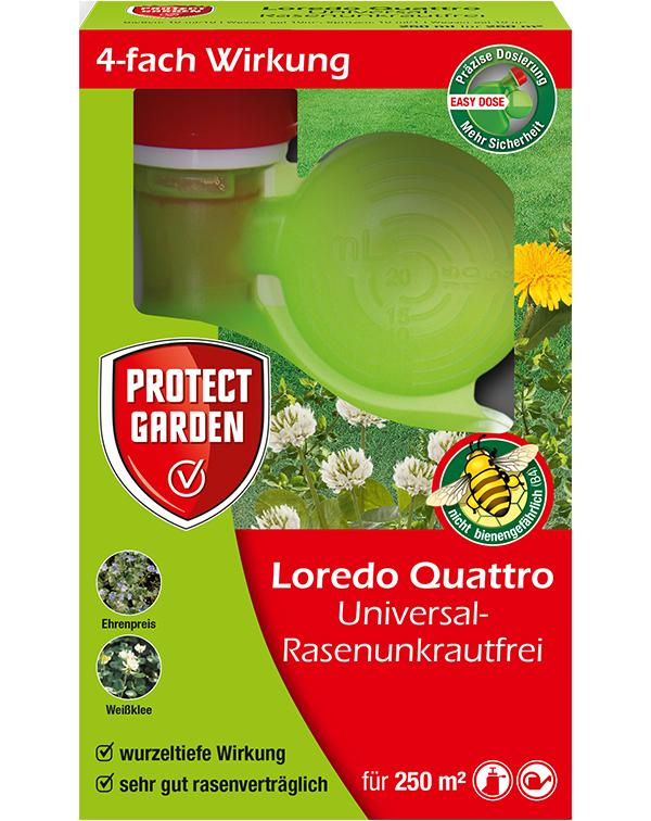 Protect Garden Loredo Quattro Universal Rasenunkrautfrei 250ml