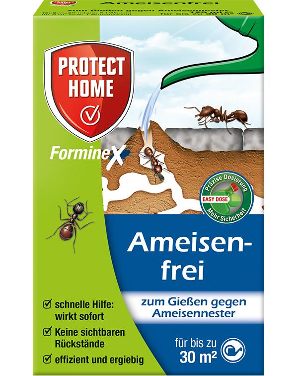 Protect Home  Forminex Ameisenfrei zum Gießen 125 ml  Ameisenmittel
