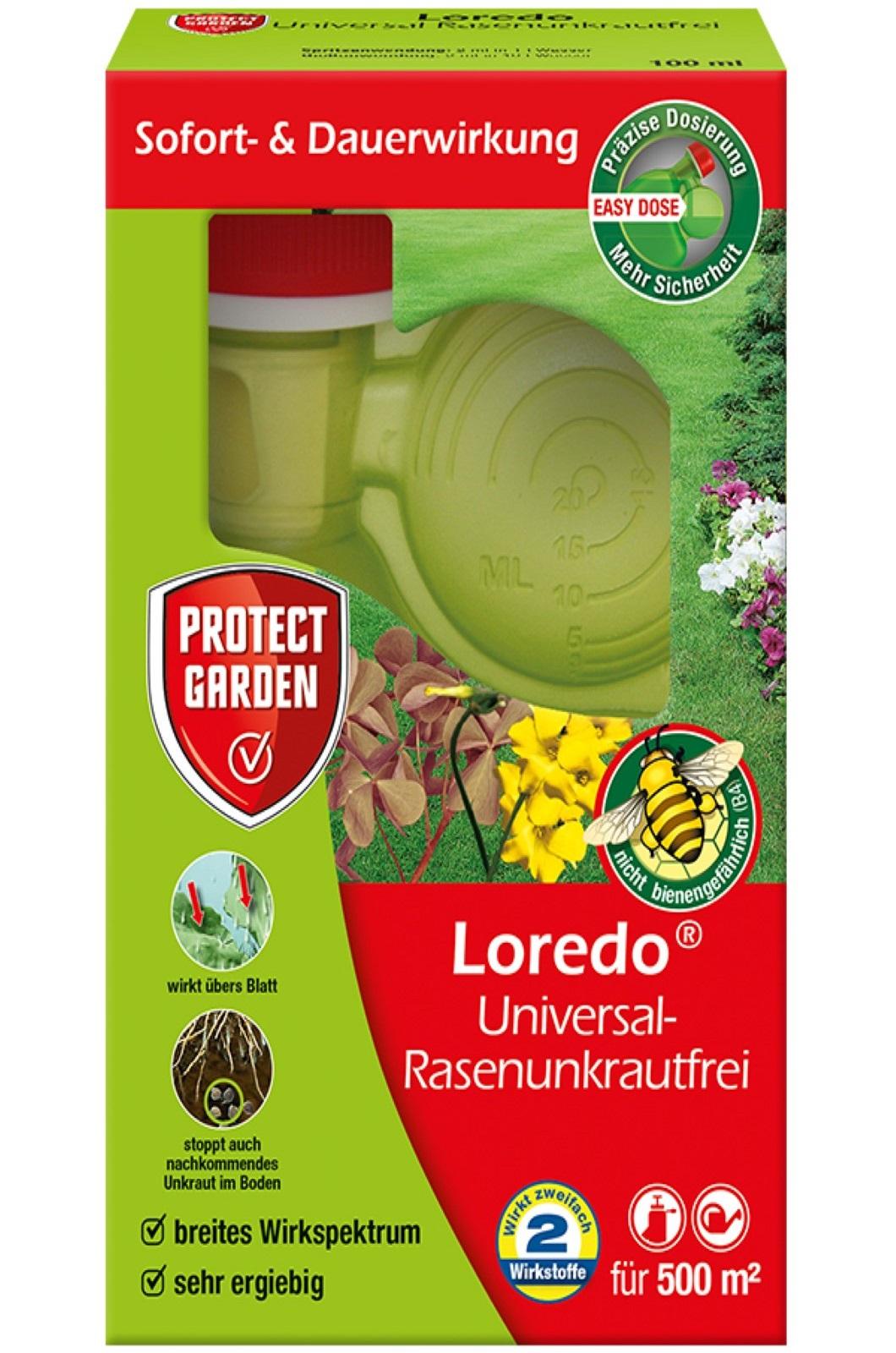 Protect Garden Loredo UniversalRasenunkrautfrei 100ml
