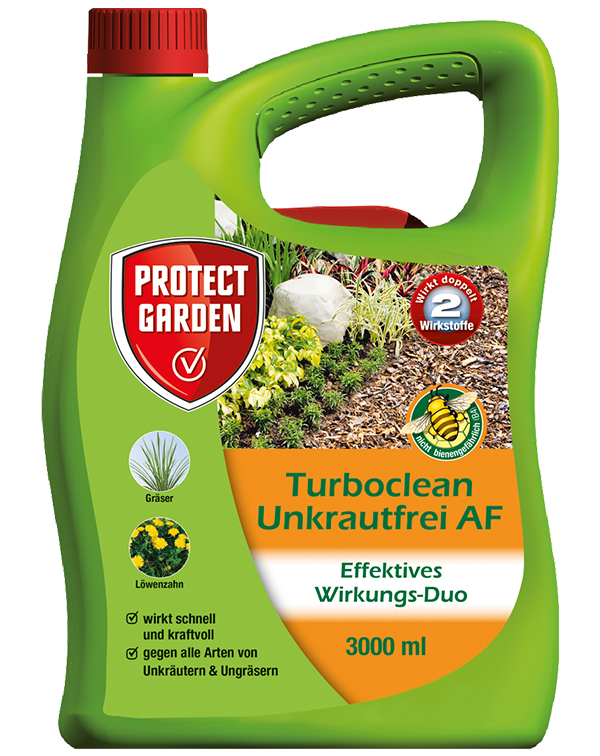 Protect Garden Unkrautfrei Turboclean 3 Liter