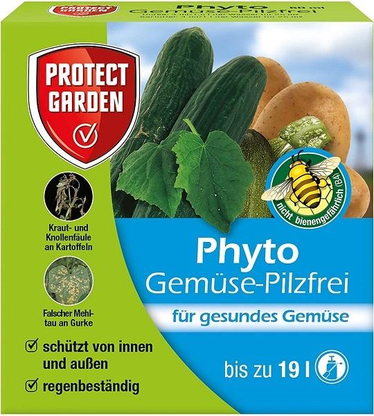 Protect Garden Gemüse-Pilzfrei Phyto 50 ml Für gesundes Gemüse