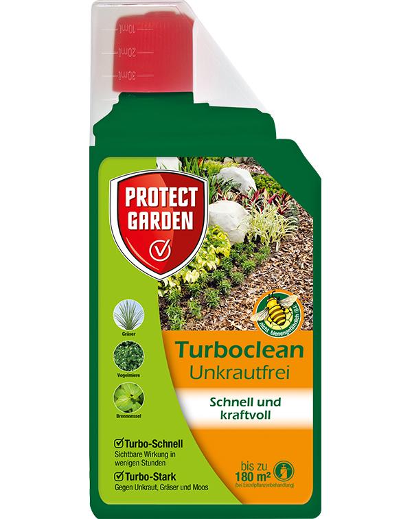 Protect Garden Turboclean Unkrautfrei Konzentrat 1 Liter