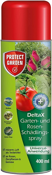 Protect Garden Deltax Garten-und Rosen-Schädlingsspray 400ml