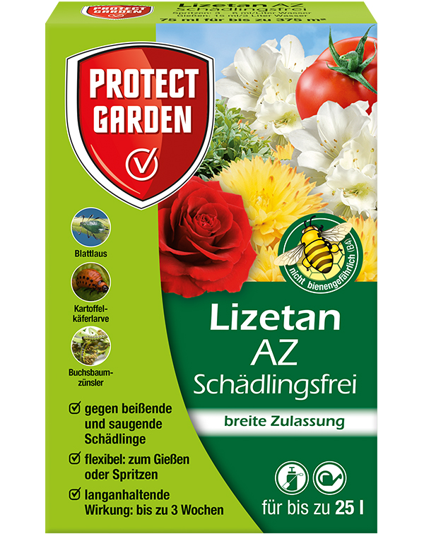 Protect Schädlingsfrei Lizetan AZ 75 ml