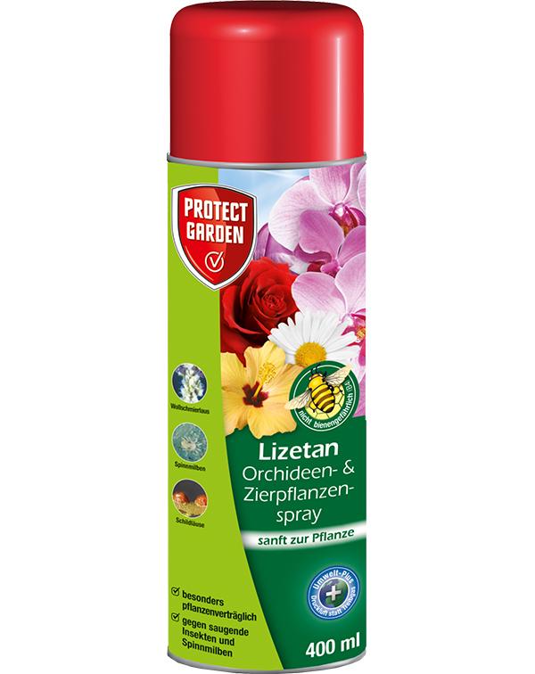 Protect Garden Lizetan Orchideen- & Zierpflanzenspray 400ml