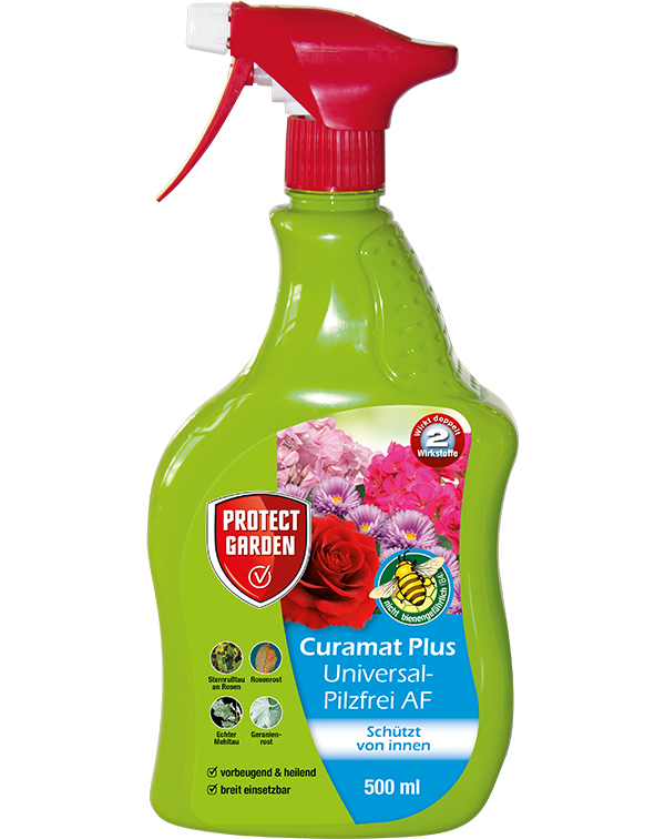 Protect Garden Universal-Pilzfrei Curamat Plus AF 500 ml