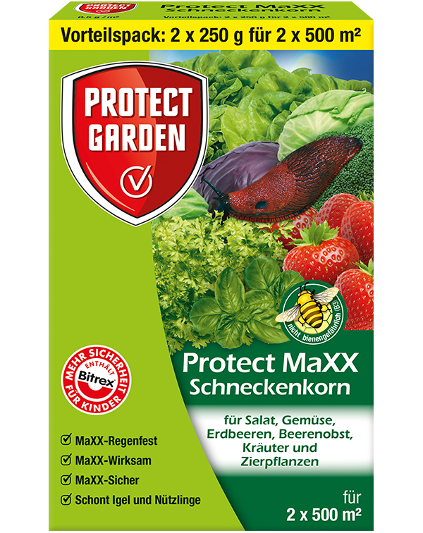 Protect Schneckenkorn Protect Maxx 500 g