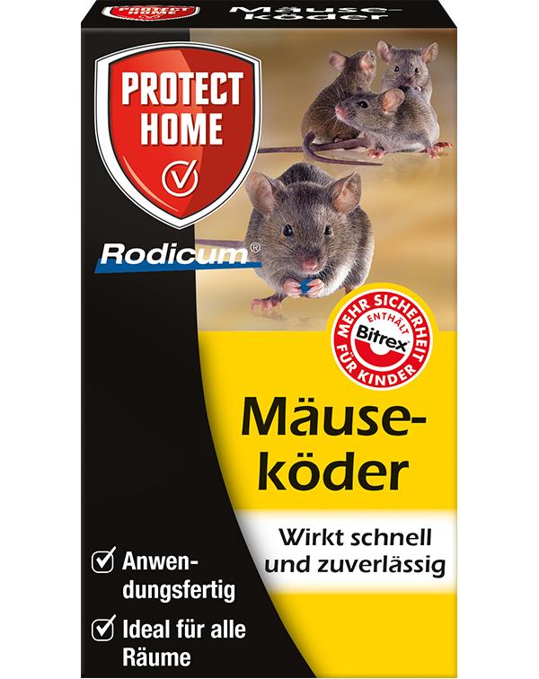 Protect Home  Mäuseköder Rodicum 1 St. Köderbox