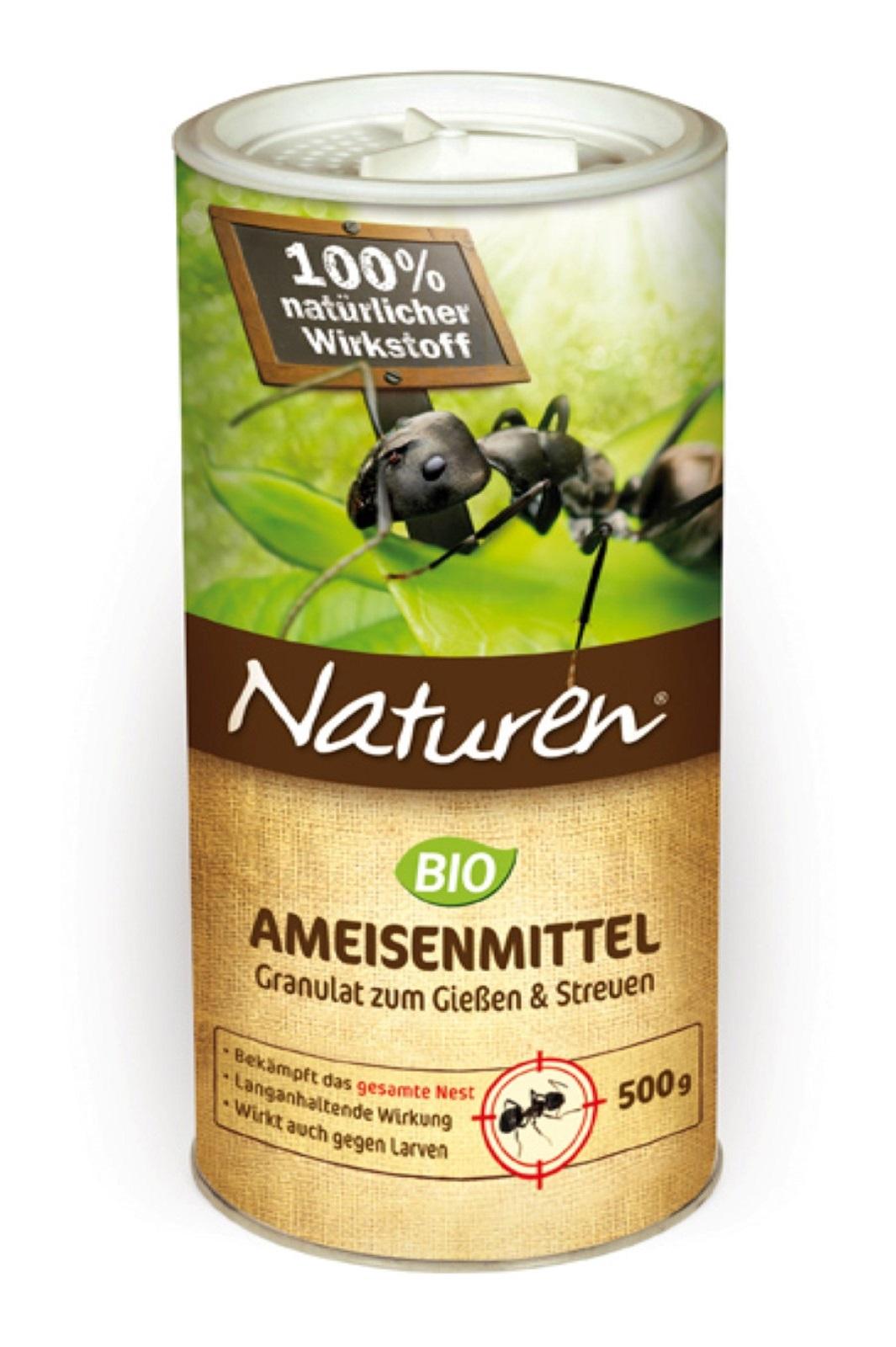 Naturen BIO Ameisenmittel 500g
